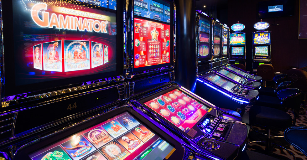 the popularity of slot machines