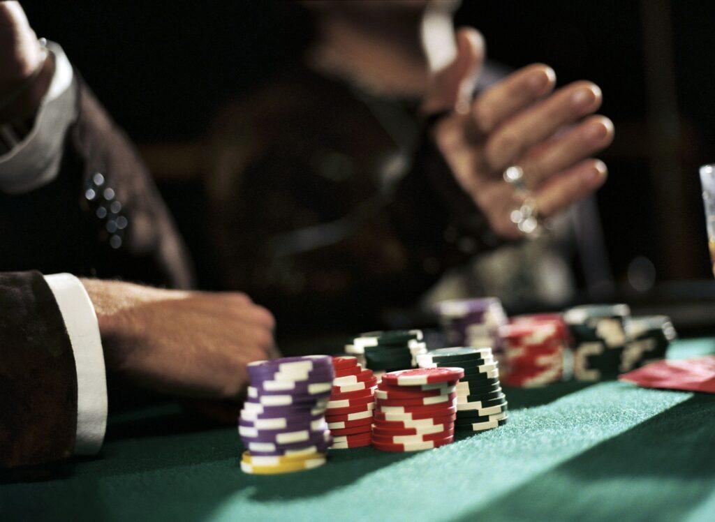internet casino games.