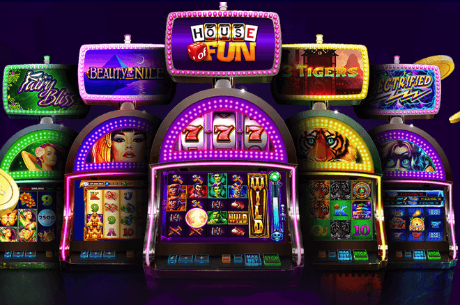 Exciting things about slot games