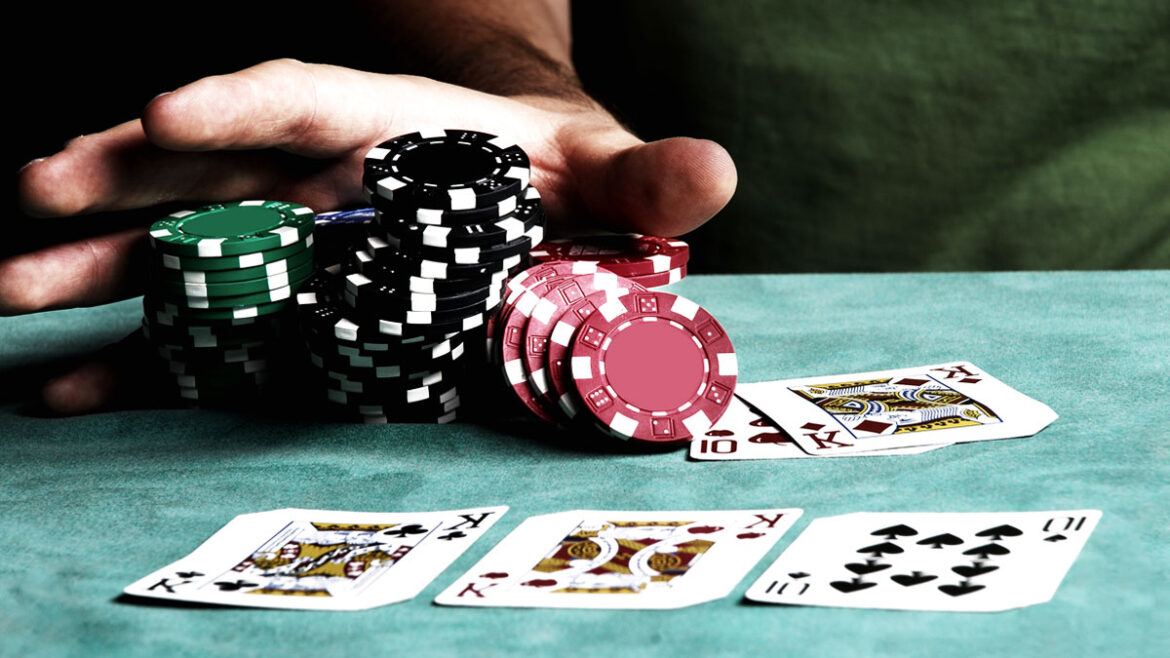 Change your life and make it interesting with online casino